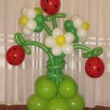 Cvety iz sharov slozhnyj.1