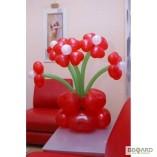 Cvety iz sharov slozhnyj.4