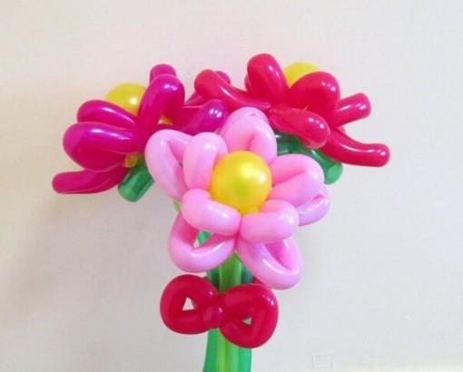 Cvety iz sharov slozhnyj.6