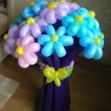 Cvety iz sharov.2