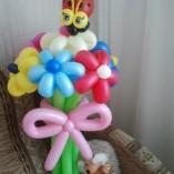Cvety iz sharov.8