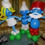 Slozhnye figury iz vozdushnyh sharov (55)