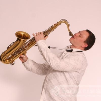 Saksofonist (2)